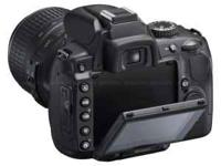 The Nikon D5000 digital SLR incorporates numerous