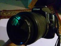 Excellent Condition Nikon D5000 w/ Kit Lens 18-55mm, 2