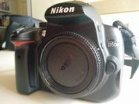 I'm selling my Nikon D5000 (value 650$). It is like