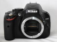 I'm selling my Nikon D5100 with everything for