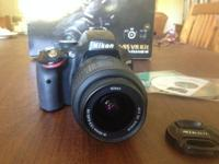 NIKON D5100 w / 18-55mm lens $400.  I am the original