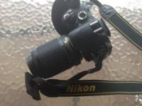 I am offering my trusty DSLR electronic camera, a Nikon