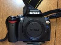 For Sale is my Nikon D60 kit including a VR 18-55mm kit