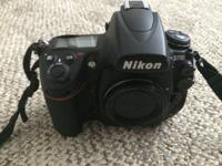 I have an exceptional condition Nikon D700 body with