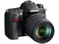 SLR - Nikon - 16.2 megapixel - CMOS - SD Card D7000 has