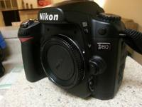 For sale is an effectively maintained Nikon D80 video