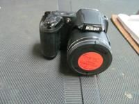 WE HAVE FOR SALE A NIKON DIGITAL CAMERA  IT IS USED BUT