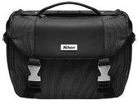 --- Nikon DSLR Black Bag Case #9793 and Instructional