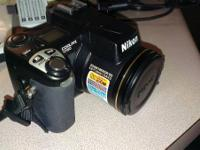 Nikon E5700 SLR Camera. It is utilized but in best