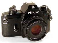 Detailed item info Product Information The Nikon EM is