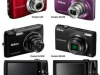 """Nikon - Point & Shoot - 14 megapixel - Compact Sensor"