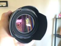 I have a lens 18-105 mm 3.5 fa comes with VR, it has