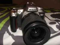 Nikon N75 In perfect condition, all it needs is a new