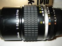 Used Nikon Nikkor F 135mm f2.8 AI-s lens . This used