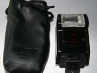 Nikon SB-22 Speedlight dedicated electronic thyristor