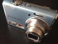 Barely used, like new. Coolpix S620, Li-ion