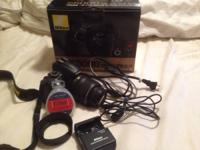 I am selling a Nikon D5000. This has been an excellent