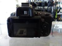 Nikon D5200 Digital Camera Body Only This is an awesome