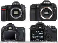 Nikon D80 back up camera body..used for nearly a year,