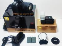 I am selling my personal Nikon D90 DSLR camera with