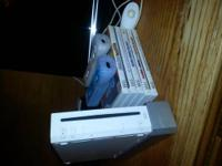 Great looking wii with no broken parts, runs like new.