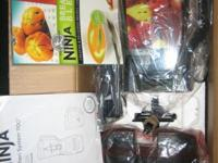 """ BRAND NEW "" Ninja Breakthrough Kitchen System 1100"