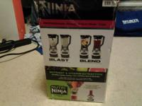 NINJA PROFESSINOAL Blender & Nutri Ninja Cups TOTAL