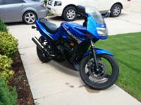 2005 Kawasaki Ninja 500cc $2500 OBO. This bike runs