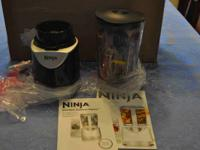 Brand NEW -- NINJA Kitchen System Pulse BL207Q with