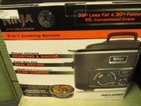 We are selling a new 3 in 1 Slow cooker. Triple Fusion