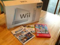 Nintedo Wii Console still in box Brand New Condition,
