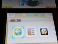 Nintendo 2 DS like new with stylist and Yoshi's game
