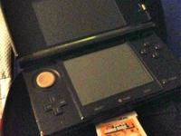 Nintendo 3ds for sale nothing wrong wit it one and