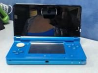 General Handheld game console Software Included: