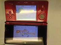 Nintendo 3DS Handheld Gaming System - Flame Red If you