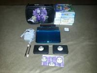 I am selling my adult owned aqua 3ds. It has not been
