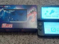 I have a limited edition Nintendo 3DS XL for sale. It