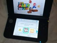 I have a Blue Nintendo 3 DS XL, with Super Mario 3D