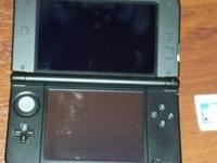 Selling a blue Nintendo 3DS with Pokemon X. System has
