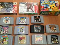 This list is current...   Nintendo 64 Games:   Banjo