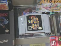 Nintendo 64 Games. N64. Conker's, Mario Kart, Mario