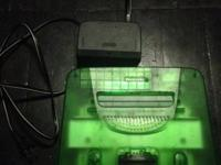 Selling one Nintendo 64 in Jungle Green with only the