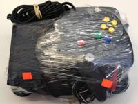 Nintendo 64 Computer with 1 Controller, AV Wire, & Air