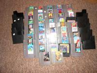 Lot of NES games, some have been cleaned, others need