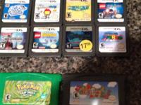 Selling my collection of gameboy advanced and Nintendo