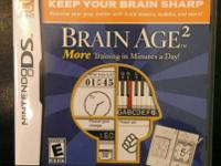 Nintendo DS Game: Brain Age 2 Priced at $12.99