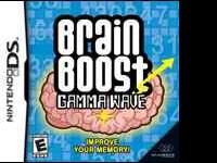 New game in brand new case. Brain Boost GAMMA WAVE for