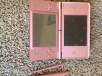 3-year-old made use of Pink Nintendo DS I XL. Excellent