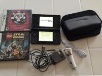 Nintendo DS Lite Bundle $40 obo This Nintendo Ds lite