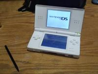 Hey there Craigslisters! I'm selling my Nintendo DS